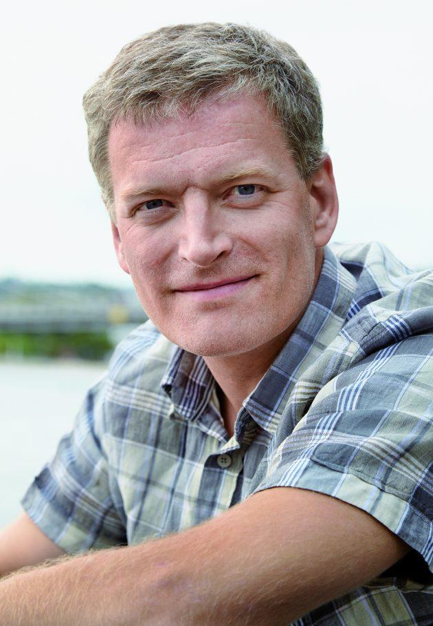 Lars Mytting. Foto: Julie Pike/Gyldendal