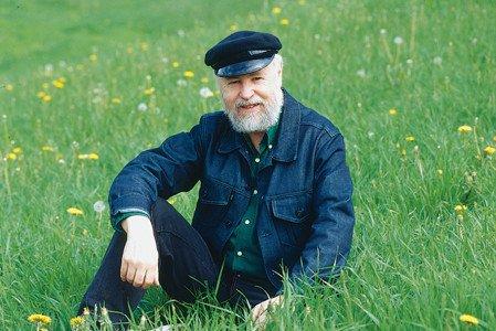 Rolf Sagen (foto: Det norske Samlaget)