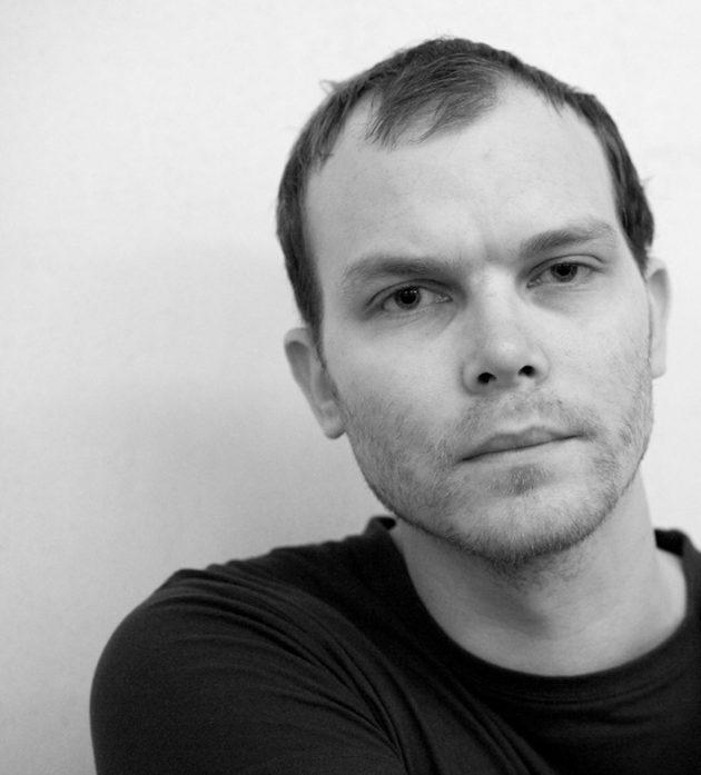 Johan Harstad - Foto: John Erik Riley